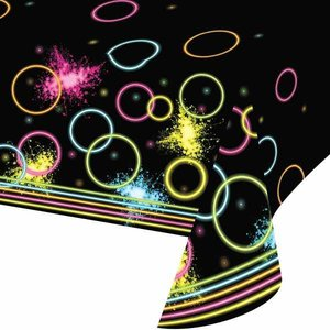 Tafelkleed Neon Party