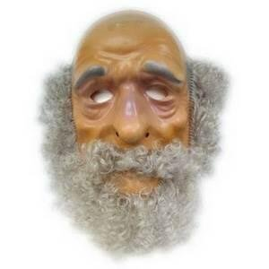Masker Abraham budget met baard