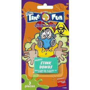 Stinkbommen 3 stuks