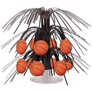 Tafeldecoratie Basketbal