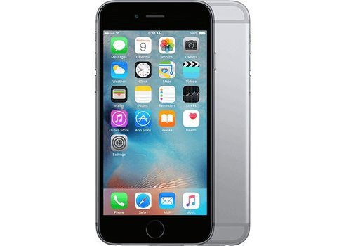 Apple Apple iPhone 6s - 16GB Space Gray