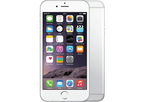 Apple Apple iPhone 6 - 16GB Silver