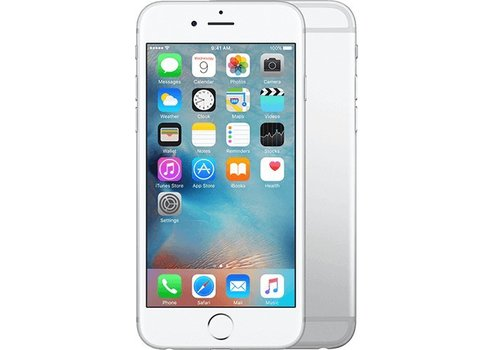 Apple iPhone 6s 16GB Silver Refurbished