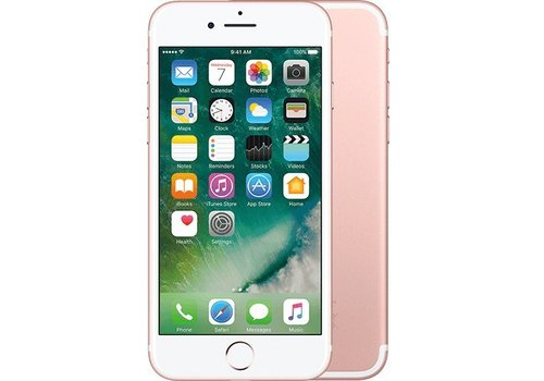 Apple iPhone 7 32GB Rose Gold Refurbished