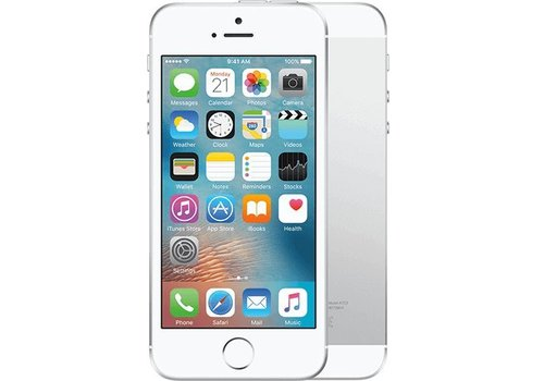 Apple iPhone SE 32GB Silver Refurbished