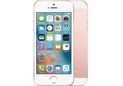 Apple iPhone SE - 32GB Rose Gold