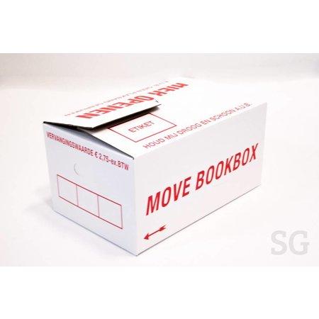 Boekendozen pakket 10 stuks