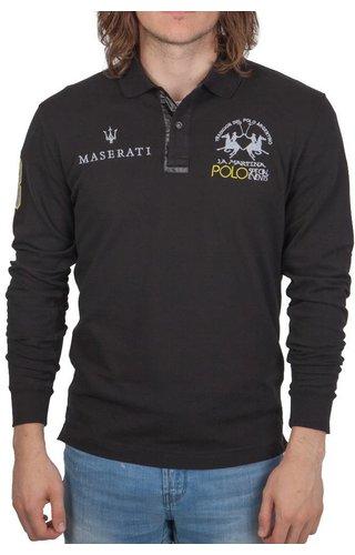 La Martina La Martina ® Polo Maserati, Zwart