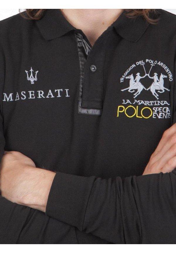 ® Polo Maserati, Zwart