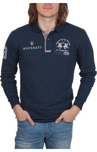 La Martina La Martina ® Polo Maserati, Donkerblauw