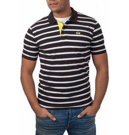 La Martina La Martina ® Poloshirt Logo Stripe