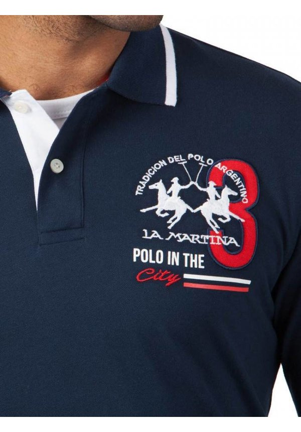 ® Polo in the City, Donkerblauw