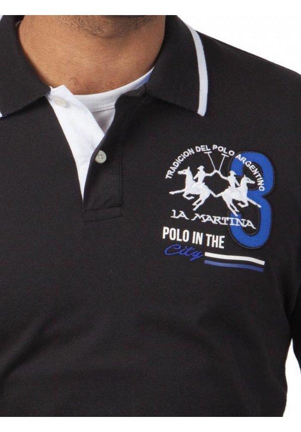 ® Polo in the City, Zwart