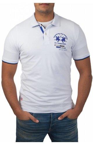 La Martina La Martina ® Poloshirt Polo Crew, WIt