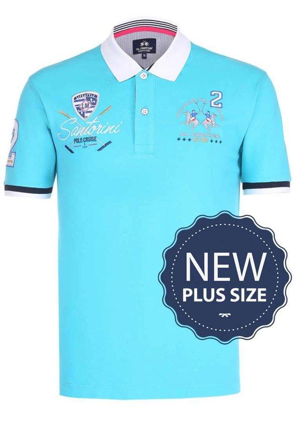 ® Poloshirt Santorini, Plus Size