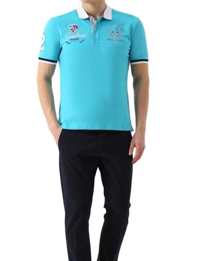 La Martina ® Poloshirt Santorini, Plus Size