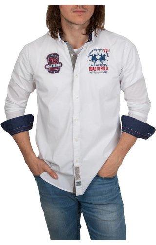 La Martina La Martina ® Overhemd Road to Polo