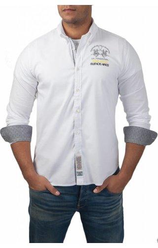 La Martina La Martina ® Overhemd Oxford Argentina