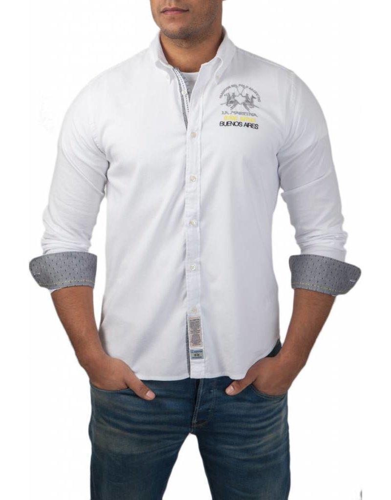 La Martina ® Overhemd Oxford Argentina
