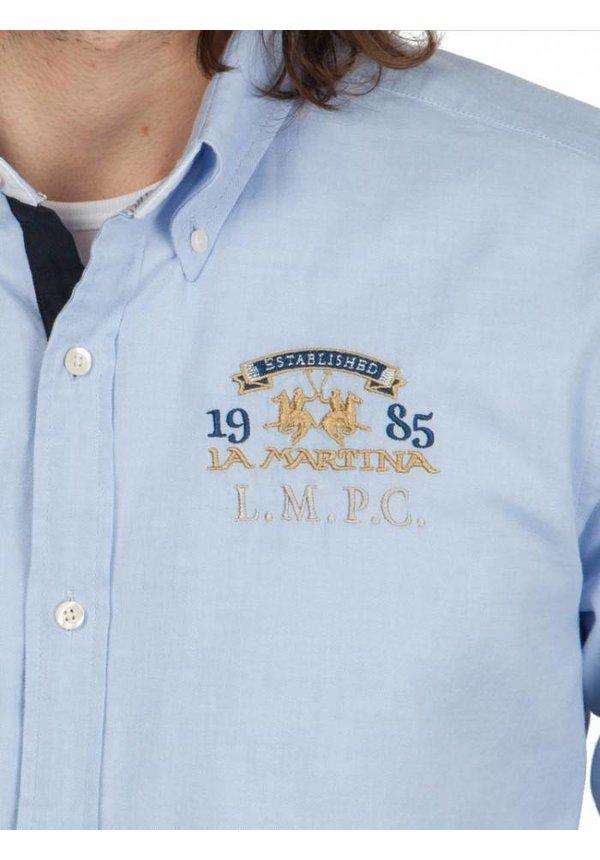 ® Overhemd Oxford L.M.P.C.