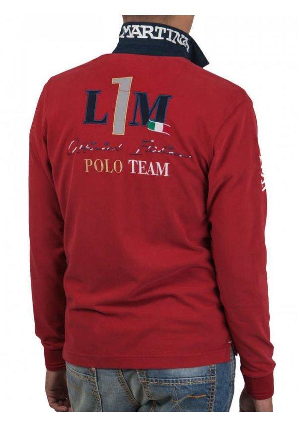 ® Sweatshirt Italian Polo Team