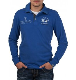La Martina La Martina ® Sweatshirt French-Blue, Maserati