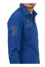 La Martina ® Sweatshirt French-Blue, Maserati