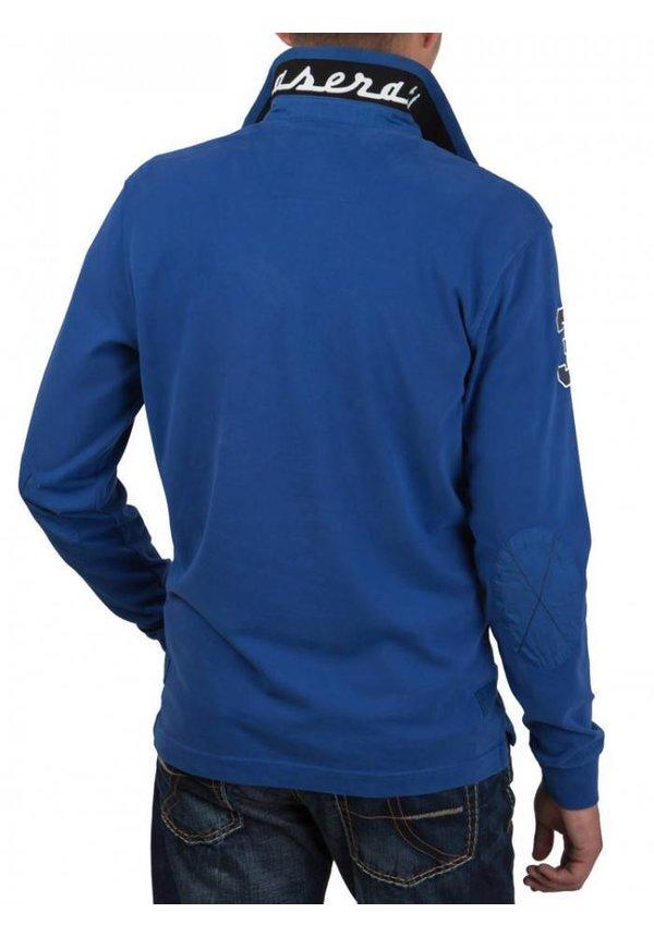 ® Sweatshirt French-Blue, Maserati
