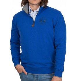 La Martina La Martina ® Sweatshirt Logo, Kobalt