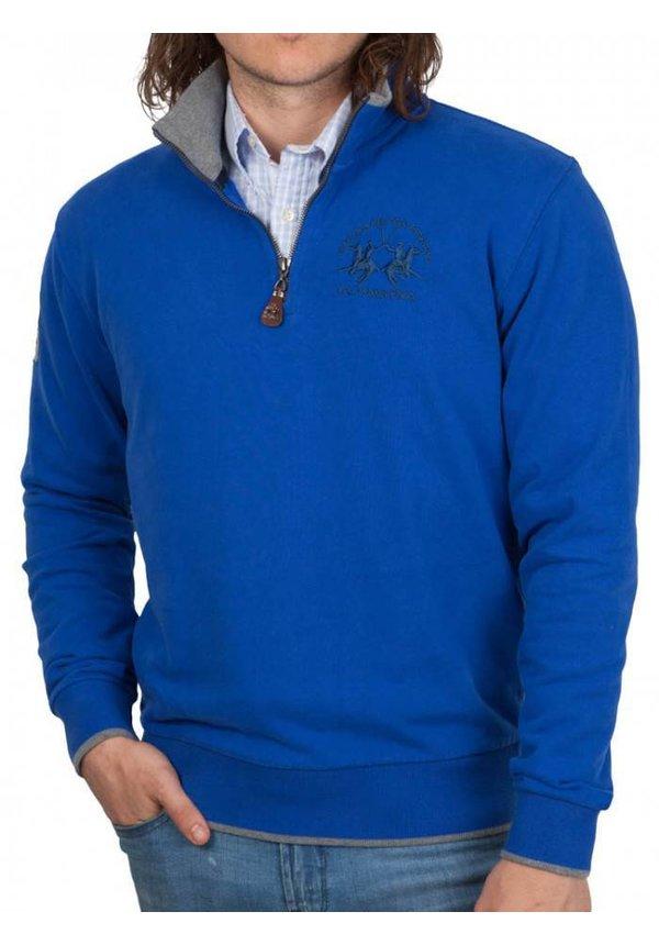 ® Sweatshirt Logo, Kobalt