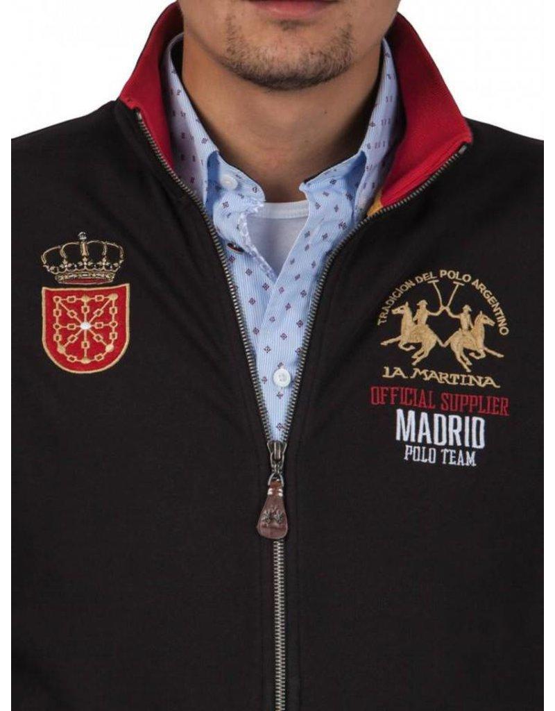 La Martina ® Sweatvest Madrid