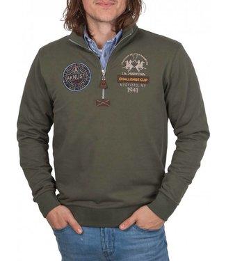 La Martina La Martina ® Sweatshirt Aknusti, Army