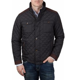La Martina La Martina ® Stepped Jacket, zwart