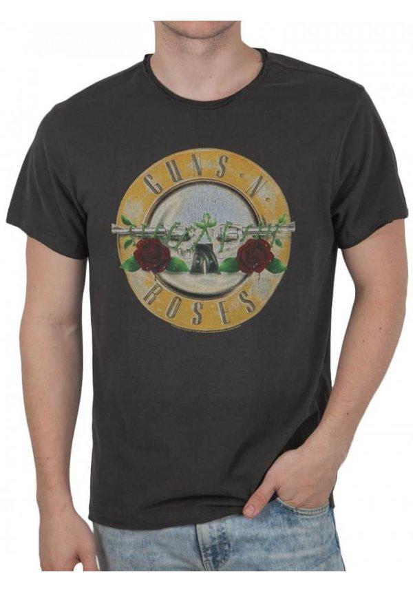 ® T-Shirt Guns 'N Roses Drum