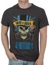 ® T-Shirt Guns 'N Roses Use Your Illusion Tour