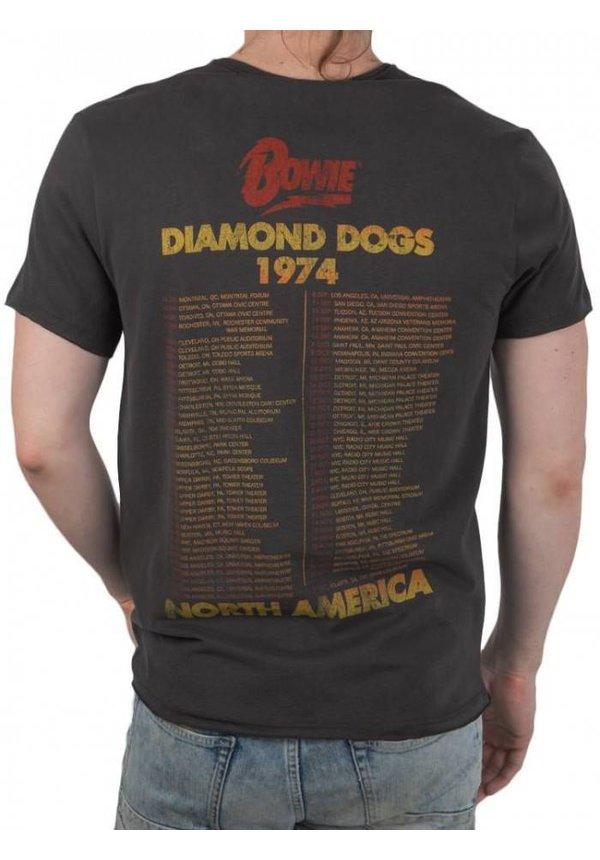 ® T-Shirt David Bowie Diamond Dogs Tour