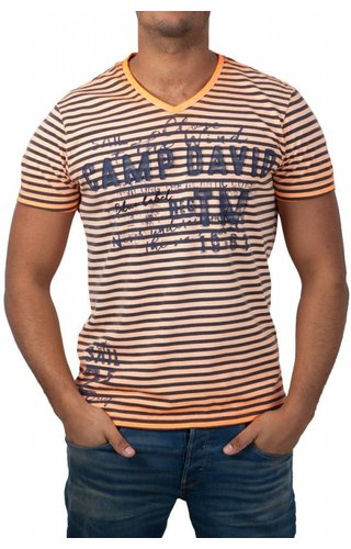 Camp David Camp David ® T-Shirt Sail