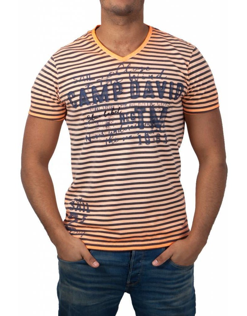 Camp David ® T-Shirt Sail