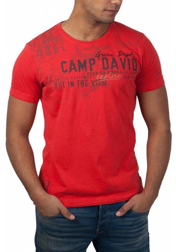 ® T-Shirt Explore
