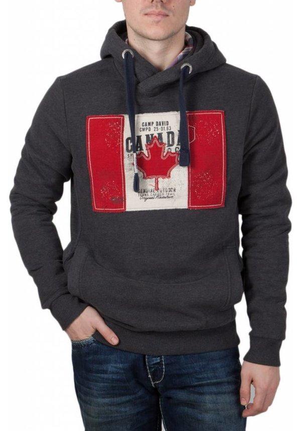 ® Hoodie sweatshirt Flag Artwork