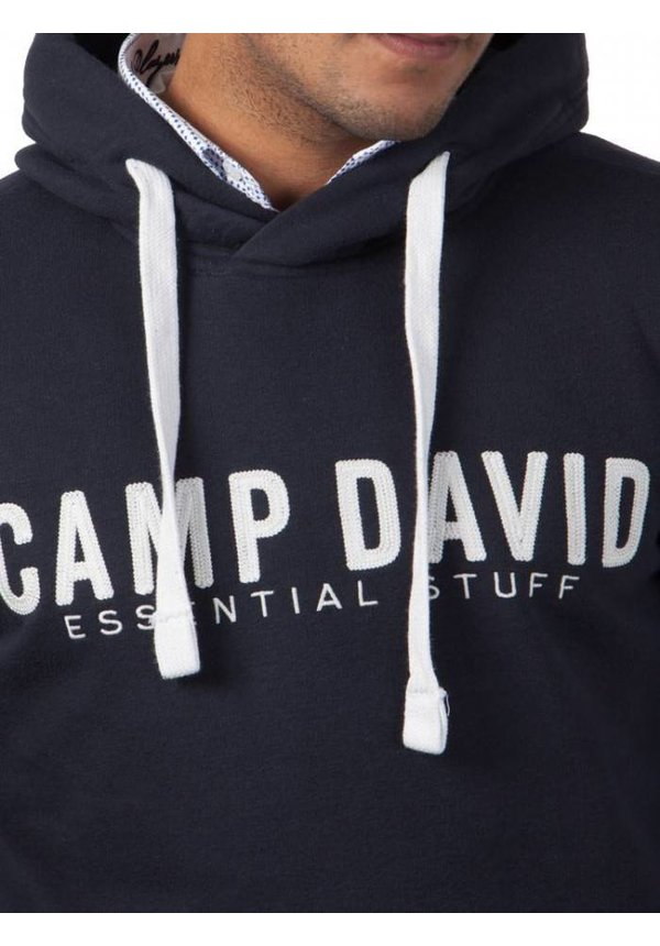 ® Hoodie logo Embroidery
