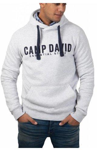 Camp David Camp David ® Hoodie logo Embroidery