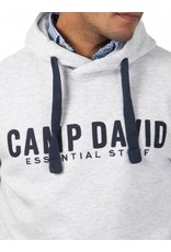 Camp David ® Hoodie logo Embroidery