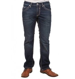Camp David Camp David ® Jeans Blue Used Look