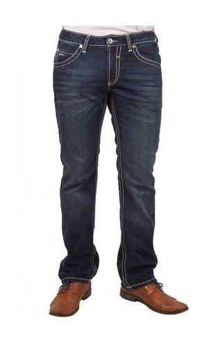Camp David Camp David ® Jeans Blue Used Look