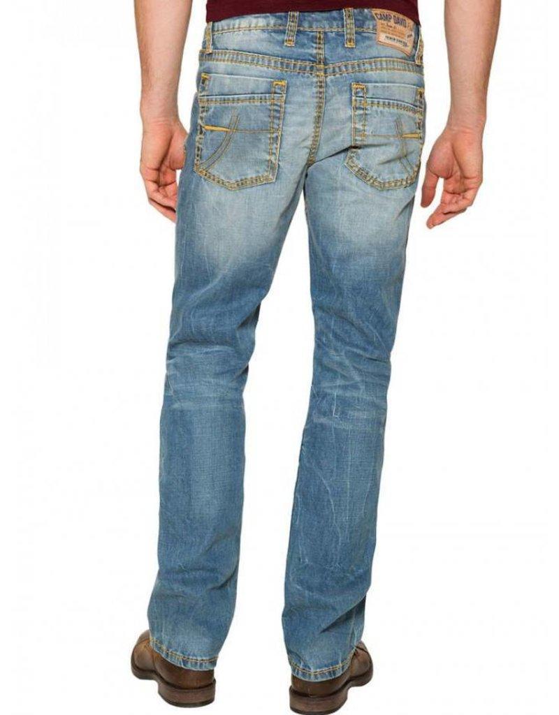 Camp David ® Bootcut Jeans Regular Fit