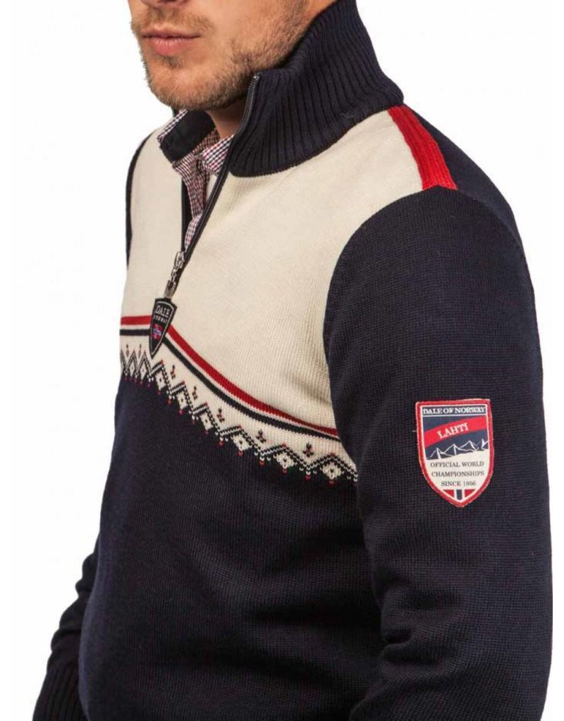 Dale of Norway ® Pull Lahti Masculine, Navy