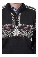 Dale of Norway ® Pullover Holmenkollen, Antraciet