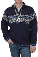 Dale of Norway ® Pullover Holmenkollen, Donkerblauw