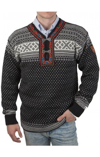 Dale of Norway Dale of Norway ® Pullover Setesdal Barnegenser
